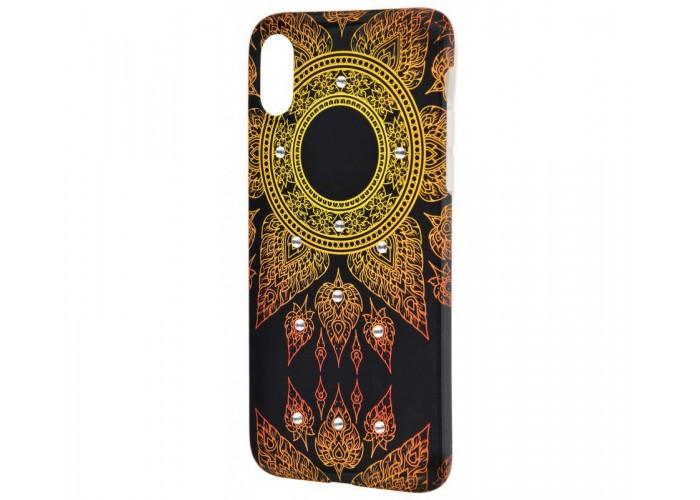 Чехол для iPhone X Beckberg Surpassingly Beautiful 1