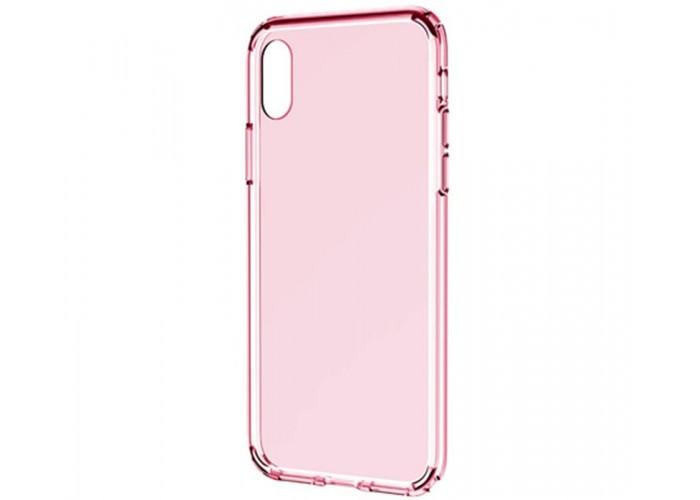 Чехол для iPhone X / Xs Rock Pure Pro розовый
