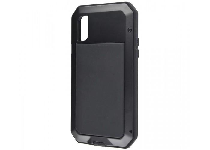 Чехол для iPhone X / Xs Lunatik Taktik Metal противоударный черный