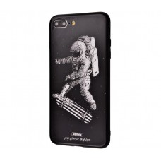 Чехол для iPhone 7 Plus/8 Plus White Knight Pictures Glass 30