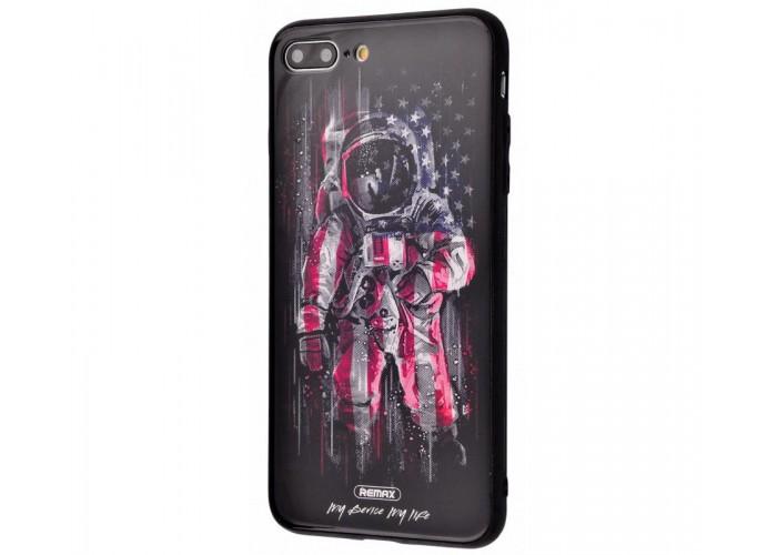 Чехол для iPhone 7 Plus/8 Plus White Knight Pictures Glass 32