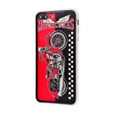 Чехол для iPhone 7 Plus/8 Plus White Knight Pictures Harley
