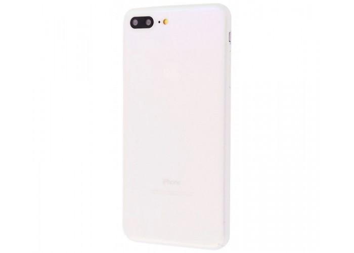 Чехол для iPhone 7 Plus/8 Plus Summer Rain белый