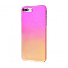 Чехол для iPhone 7 Plus/8 Plus Summer Rain розово-золотистый