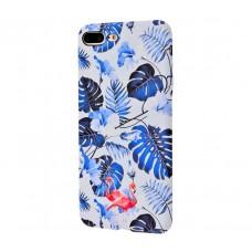 Чехол для iPhone 7 Plus/8 Plus Luxo Face tpu neon №29