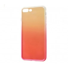 Чехол для iPhone 7 Plus/8 Plus Colorful Fashion розовый