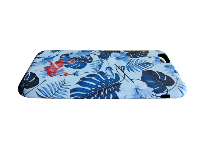 Чехол для iPhone 6/6s Luxo Face neon TPU №31
