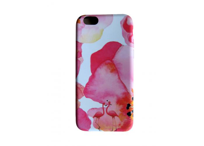 Чехол для iPhone 6/6s Luxo Face neon TPU №30