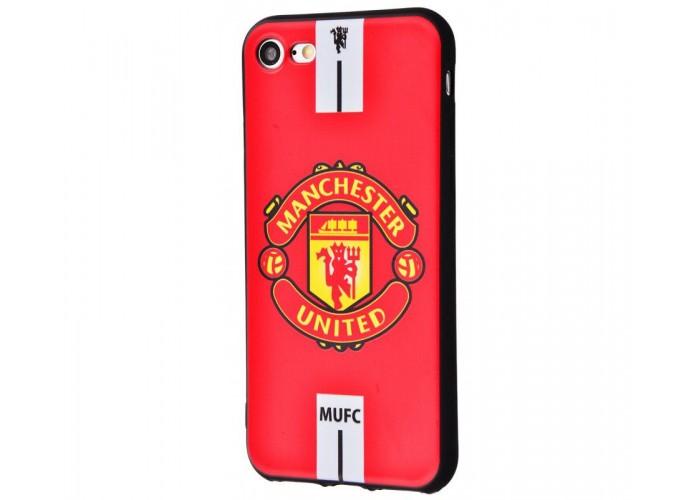 Чехол для iPhone 7/8 World Cup Manchester United