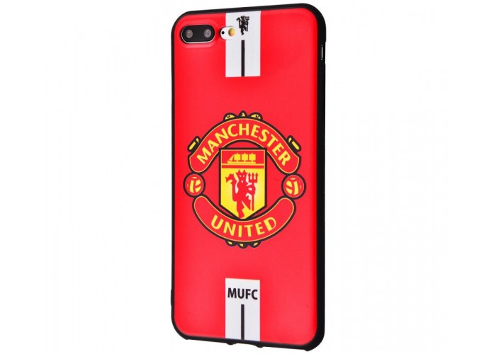 Чехол для iPhone 7 Plus/8 Plus World Cup Manchester United