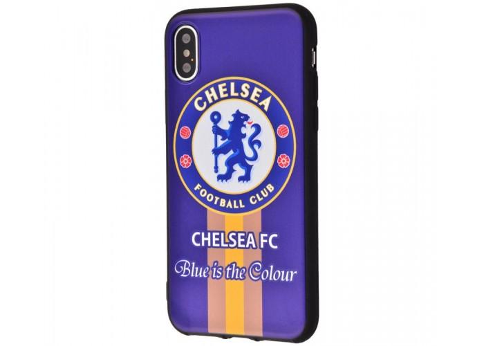 Чехол для iPhone X / Xs World Cup Chelsea
