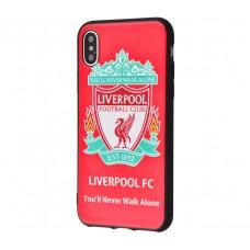 Чехол для iPhone X / Xs World Cup Liverpool