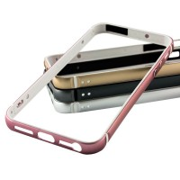 Бампер для iPhone 5/5s/SE Evoque розовый