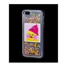 Чехол для iPhone 5/5s/SE Pepper Shining цыпленок в очках