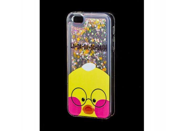 Чехол для iPhone 5/5s/SE Pepper Shining большой цыпленок