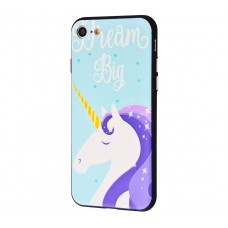 Чехол для iPhone 7/8 Единорог Big Dream