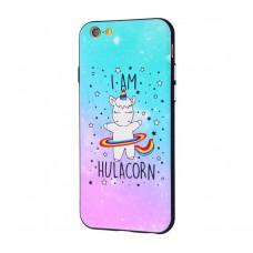 Чехол для iPhone 6/6s Единорог Hulacorn
