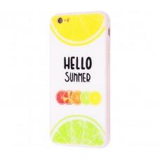 Чехол для iPhone 6/6s Hello Summer