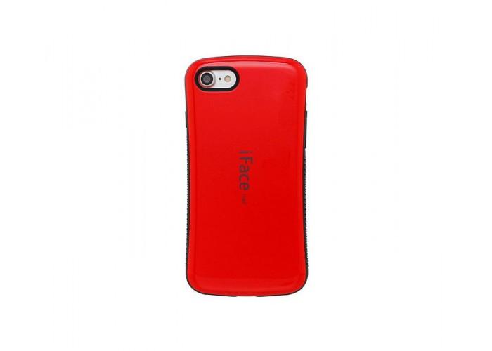 Чехол для iPhone 5/5s/SE iFace красный