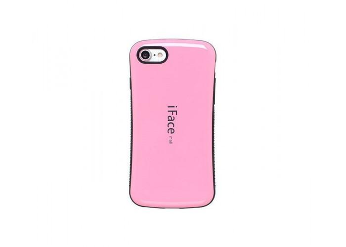 Чехол для iPhone 5/5s/SE iFace розовый
