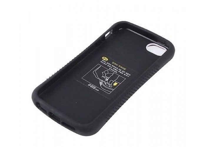 Чехол для iPhone 5/5s/SE iFace синий