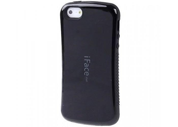 Чехол для iPhone 5/5s/SE iFace черный