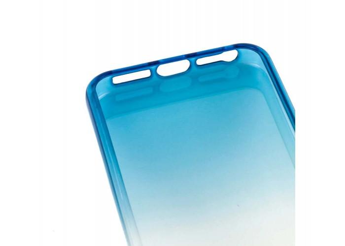 Чехол для iPhone 5/5s/SE Colorful Fashion синий