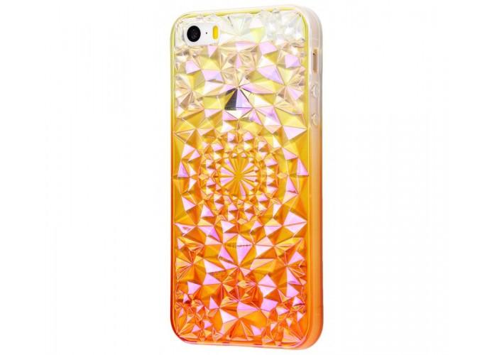 Чехол для iPhone 5/5s/SE Gelin Pearl золотистый