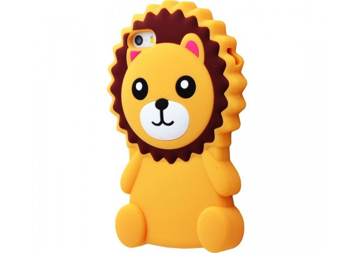 Чехол для iPhone 5/5s/SE Little Tiger