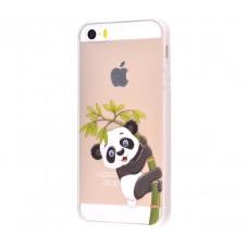Чехол для iPhone 5/5s/SE панда