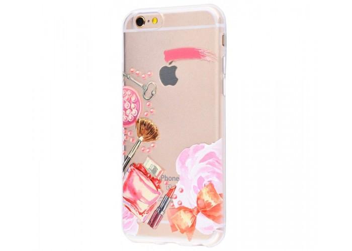 Чехол для iPhone 5/5s/SE косметика