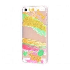 Чехол для iPhone 5/5s/SE краски