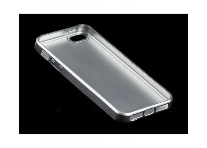 Чехол для iPhone 5/5s/SE Diamond Shining серый