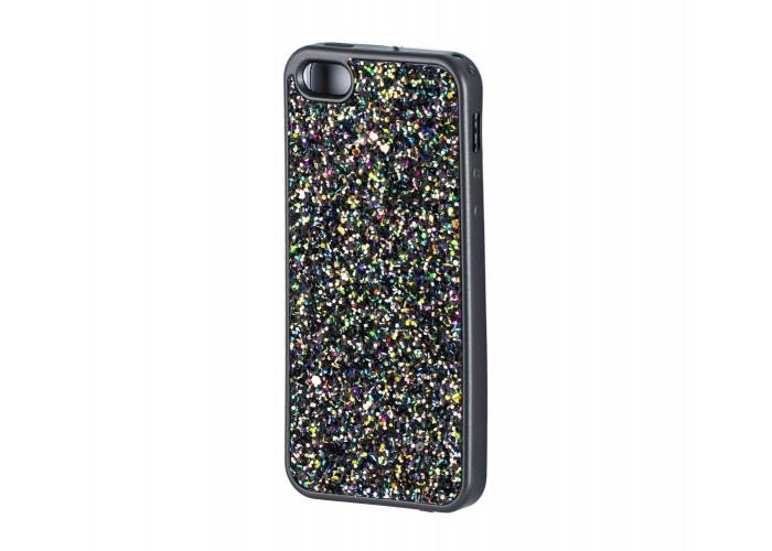 Чехол для iPhone 5/5s/SE Diamond Shining черный