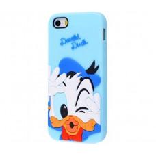 Чехол для iPhone 5/5s/SE Disney Donald Duck