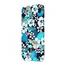 Чехол для iPhone 5/5s/SE Luxo Face neon №23
