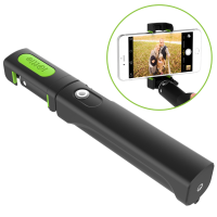 Монопод iOttie MiGo Selfie Stick, Black for iPhones and Android Smartphones, GoPro HLMPIO110BK