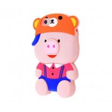 Чехол для iPhone 5/5s/SE Teenager Pig 5