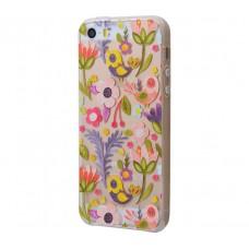 Чехол для iPhone 5/5s/SE Birds