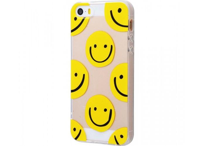 Чехол для iPhone 5/5s/SE Smile