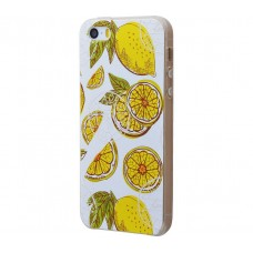 Чехол для iPhone 5/5s/SE Lemon
