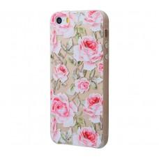 Чехол для iPhone 5/5s/SE Rose