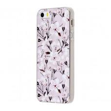 Чехол для iPhone 5/5s/SE Sakura
