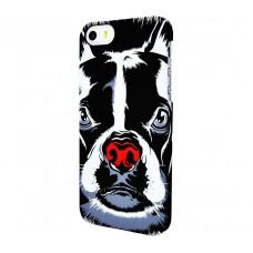 Чехол для iPhone 5/5s/SE Luxo Face neon №13