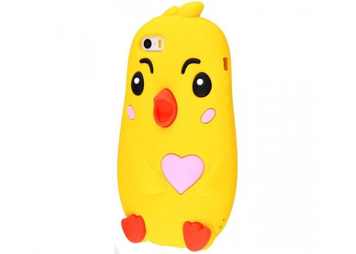 Чехол для iPhone 5/5s/SE Chicken