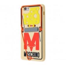Чехол для iPhone 5/5s/SE Moschino Mousetrap