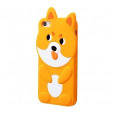 Чехол для iPhone 5/5s/SE Zoo Look Orange