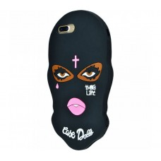 Чехол для iPhone 5/5s/SE Case Dolls