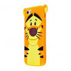 Чехол для iPhone 5/5s/SE Disney Faces Tiger