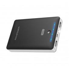 Внешний аккумулятор RAVPower 16750mAh, 4.5A Dual USB Output Portable Charger External Battery Power Bank, Black RP-PB19BL